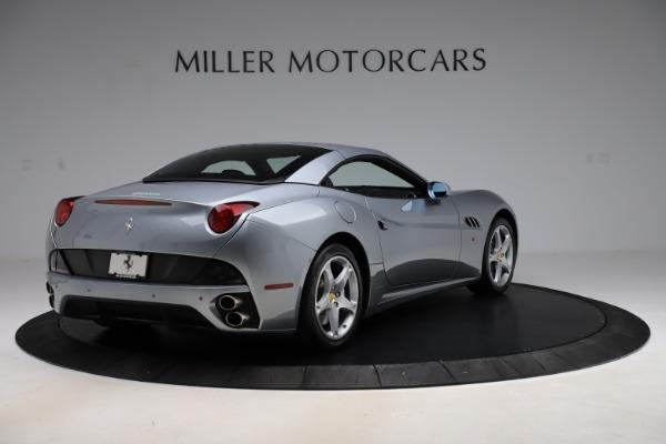 Used 2013 Ferrari California 30 for sale $103,900 at Maserati of Westport in Westport CT 06880 16