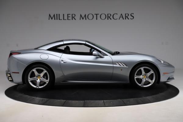 Used 2013 Ferrari California 30 for sale $103,900 at Maserati of Westport in Westport CT 06880 17