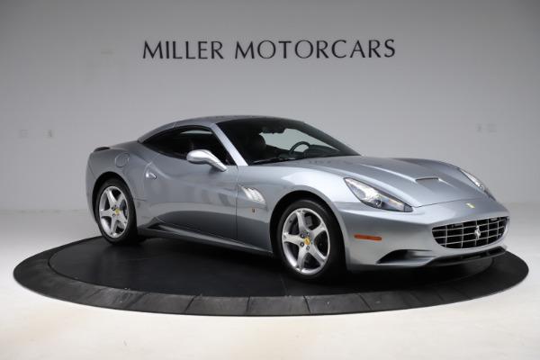 Used 2013 Ferrari California 30 for sale $103,900 at Maserati of Westport in Westport CT 06880 18