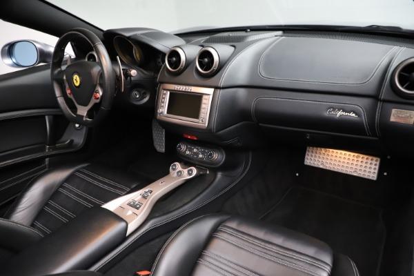 Used 2013 Ferrari California 30 for sale $103,900 at Maserati of Westport in Westport CT 06880 24