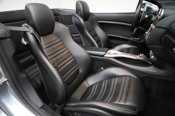 Used 2013 Ferrari California 30 for sale $103,900 at Maserati of Westport in Westport CT 06880 26