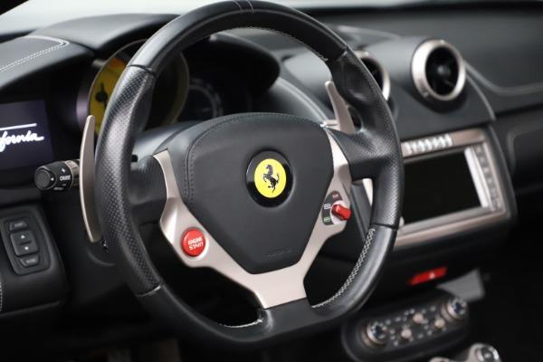 Used 2013 Ferrari California 30 for sale $103,900 at Maserati of Westport in Westport CT 06880 27