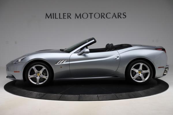 Used 2013 Ferrari California 30 for sale $103,900 at Maserati of Westport in Westport CT 06880 3