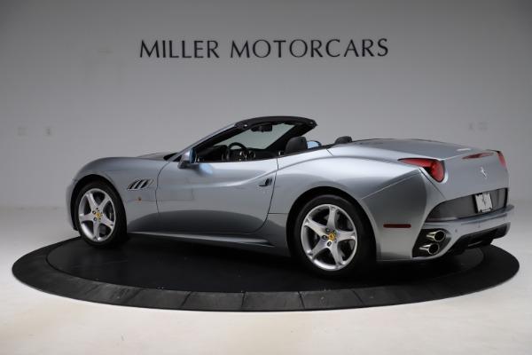 Used 2013 Ferrari California 30 for sale $103,900 at Maserati of Westport in Westport CT 06880 4