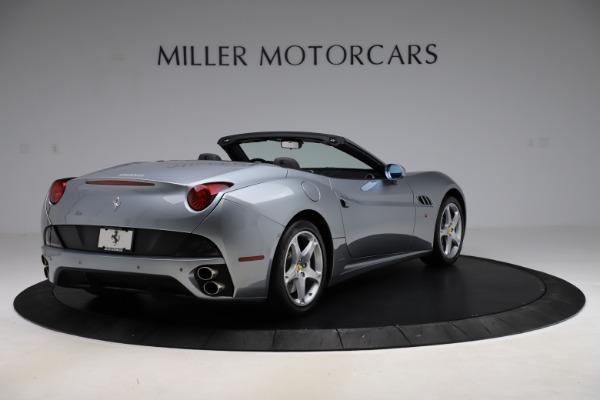 Used 2013 Ferrari California 30 for sale $103,900 at Maserati of Westport in Westport CT 06880 7