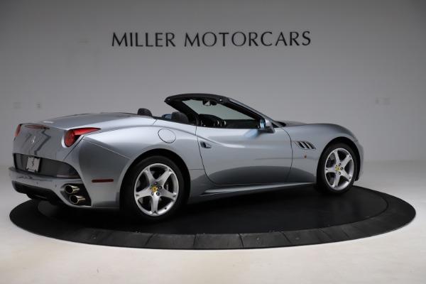 Used 2013 Ferrari California 30 for sale $103,900 at Maserati of Westport in Westport CT 06880 8