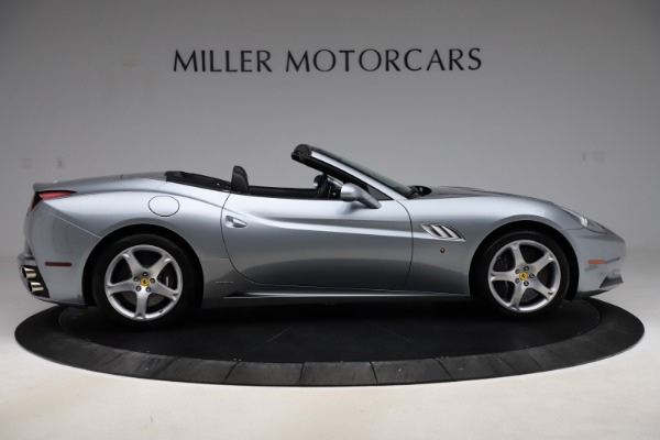 Used 2013 Ferrari California 30 for sale $103,900 at Maserati of Westport in Westport CT 06880 9