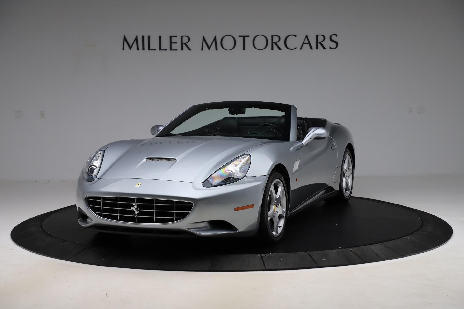 Used 2013 Ferrari California 30 for sale $103,900 at Maserati of Westport in Westport CT 06880 1