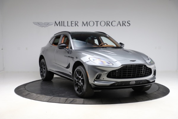 New 2021 Aston Martin DBX SUV for sale $229,486 at Maserati of Westport in Westport CT 06880 10