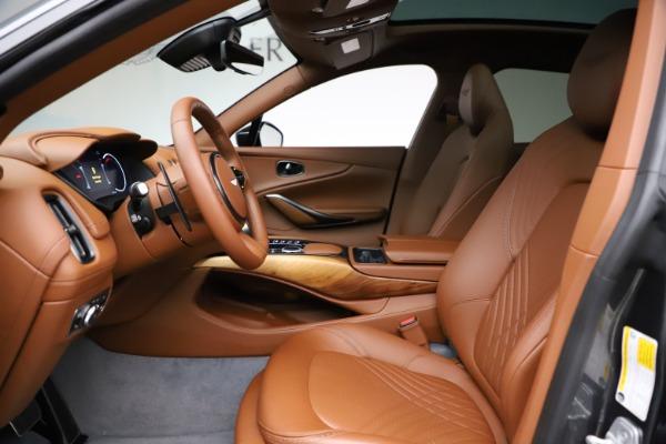 New 2021 Aston Martin DBX for sale $229,486 at Maserati of Westport in Westport CT 06880 12