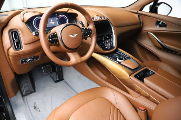 New 2021 Aston Martin DBX for sale $229,486 at Maserati of Westport in Westport CT 06880 13