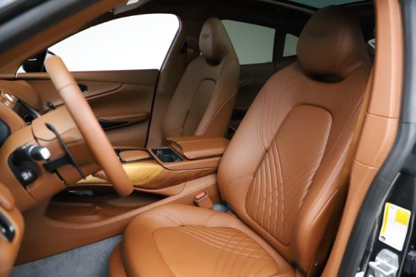 New 2021 Aston Martin DBX for sale $229,486 at Maserati of Westport in Westport CT 06880 14