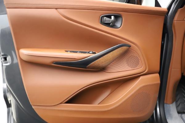 New 2021 Aston Martin DBX for sale $229,486 at Maserati of Westport in Westport CT 06880 15
