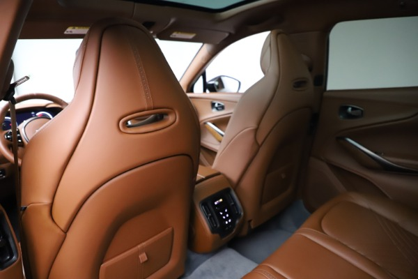 New 2021 Aston Martin DBX for sale $229,486 at Maserati of Westport in Westport CT 06880 17