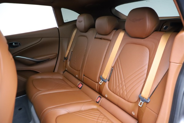 New 2021 Aston Martin DBX for sale $229,486 at Maserati of Westport in Westport CT 06880 18