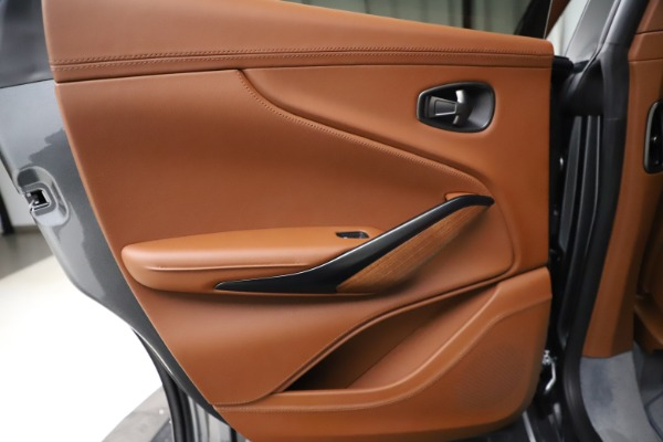 New 2021 Aston Martin DBX for sale $229,486 at Maserati of Westport in Westport CT 06880 19