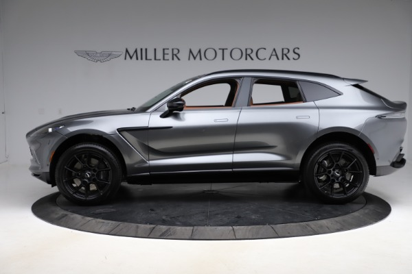 New 2021 Aston Martin DBX SUV for sale $229,486 at Maserati of Westport in Westport CT 06880 2