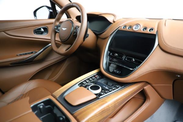 New 2021 Aston Martin DBX for sale $229,486 at Maserati of Westport in Westport CT 06880 21
