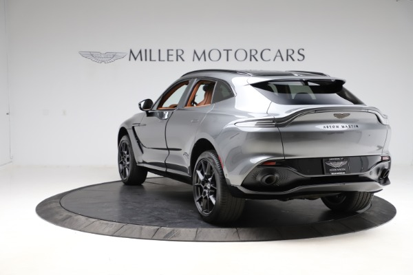 New 2021 Aston Martin DBX SUV for sale $229,486 at Maserati of Westport in Westport CT 06880 4
