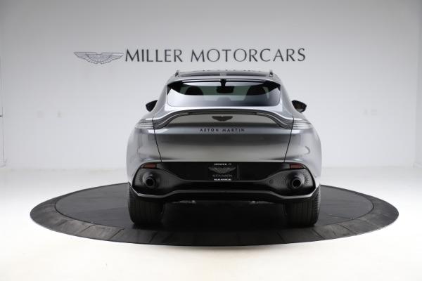 New 2021 Aston Martin DBX for sale $229,486 at Maserati of Westport in Westport CT 06880 5