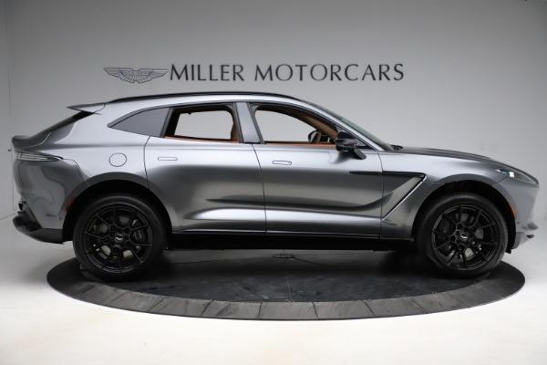 New 2021 Aston Martin DBX for sale $229,486 at Maserati of Westport in Westport CT 06880 8