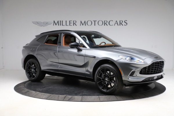 New 2021 Aston Martin DBX SUV for sale $229,486 at Maserati of Westport in Westport CT 06880 9