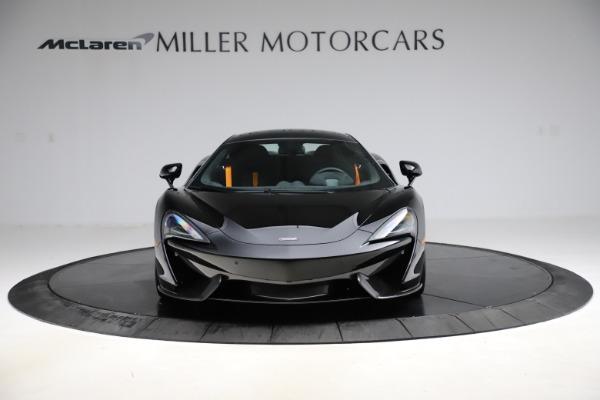 Used 2019 McLaren 570S for sale $177,900 at Maserati of Westport in Westport CT 06880 11