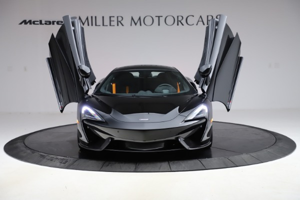 Used 2019 McLaren 570S for sale $177,900 at Maserati of Westport in Westport CT 06880 12