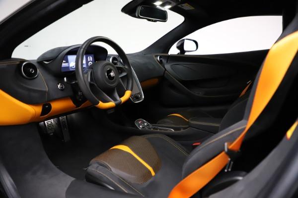 Used 2019 McLaren 570S for sale $177,900 at Maserati of Westport in Westport CT 06880 16