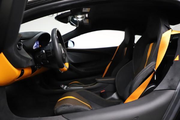 Used 2019 McLaren 570S for sale $177,900 at Maserati of Westport in Westport CT 06880 17