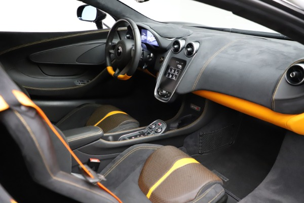 Used 2019 McLaren 570S for sale $177,900 at Maserati of Westport in Westport CT 06880 19