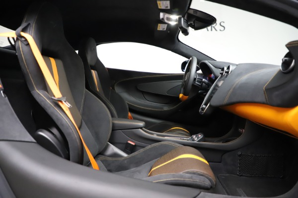 Used 2019 McLaren 570S for sale $177,900 at Maserati of Westport in Westport CT 06880 20