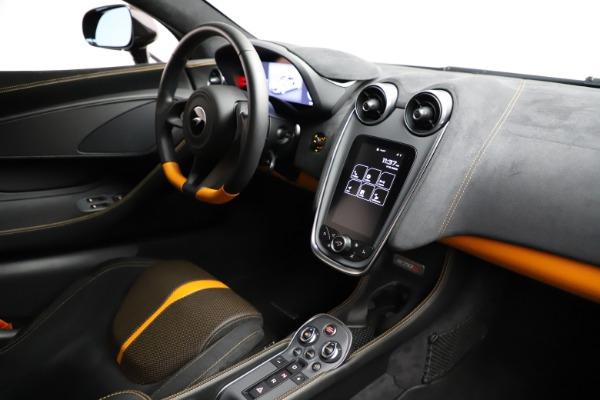 Used 2019 McLaren 570S for sale $177,900 at Maserati of Westport in Westport CT 06880 22