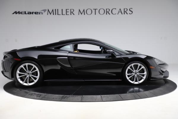 Used 2019 McLaren 570S for sale $177,900 at Maserati of Westport in Westport CT 06880 8