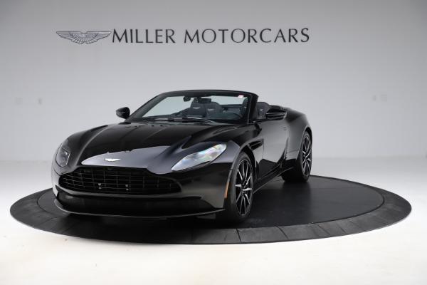 New 2021 Aston Martin DB11 Volante Convertible for sale $254,416 at Maserati of Westport in Westport CT 06880 12