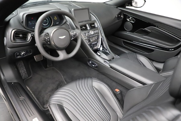 New 2021 Aston Martin DB11 Volante Convertible for sale $254,416 at Maserati of Westport in Westport CT 06880 13