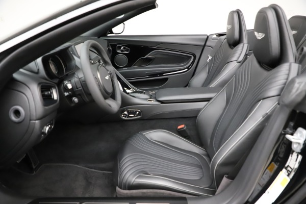 New 2021 Aston Martin DB11 Volante Convertible for sale $254,416 at Maserati of Westport in Westport CT 06880 14