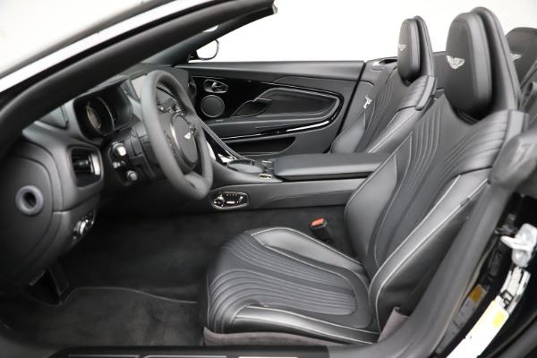 New 2021 Aston Martin DB11 Volante for sale $254,416 at Maserati of Westport in Westport CT 06880 14