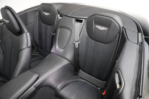 New 2021 Aston Martin DB11 Volante Convertible for sale $254,416 at Maserati of Westport in Westport CT 06880 16