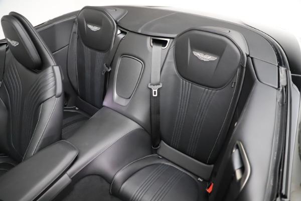 New 2021 Aston Martin DB11 Volante for sale $254,416 at Maserati of Westport in Westport CT 06880 16