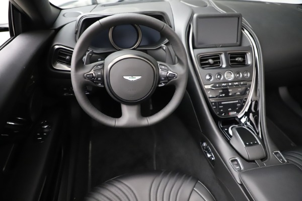 New 2021 Aston Martin DB11 Volante Convertible for sale $254,416 at Maserati of Westport in Westport CT 06880 17