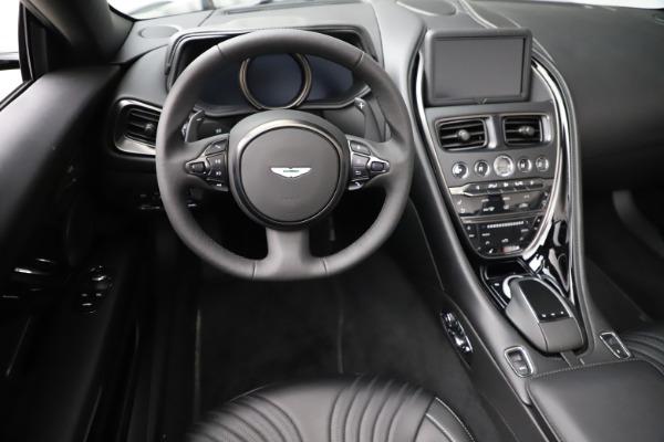 New 2021 Aston Martin DB11 Volante for sale $254,416 at Maserati of Westport in Westport CT 06880 17