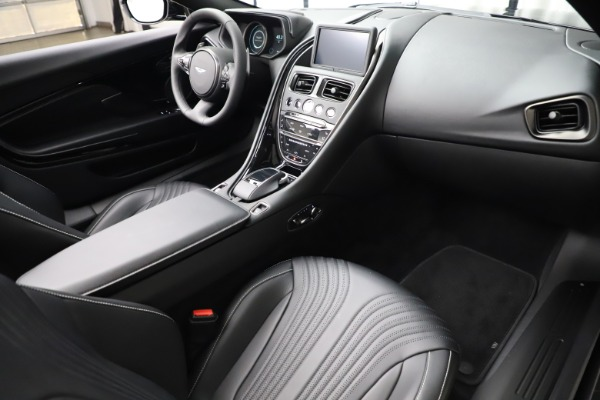 New 2021 Aston Martin DB11 Volante Convertible for sale $254,416 at Maserati of Westport in Westport CT 06880 19
