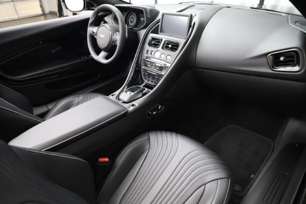 New 2021 Aston Martin DB11 Volante for sale $254,416 at Maserati of Westport in Westport CT 06880 19