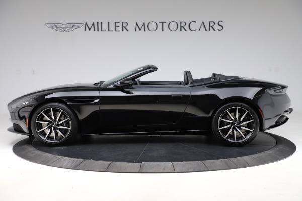 New 2021 Aston Martin DB11 Volante Convertible for sale $254,416 at Maserati of Westport in Westport CT 06880 2