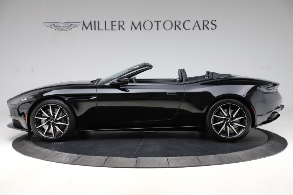 New 2021 Aston Martin DB11 Volante for sale $254,416 at Maserati of Westport in Westport CT 06880 2