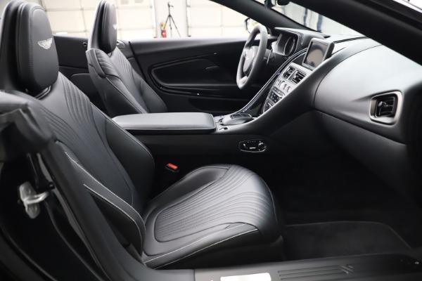 New 2021 Aston Martin DB11 Volante Convertible for sale $254,416 at Maserati of Westport in Westport CT 06880 20