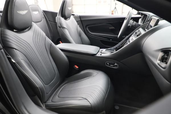 New 2021 Aston Martin DB11 Volante Convertible for sale $254,416 at Maserati of Westport in Westport CT 06880 21