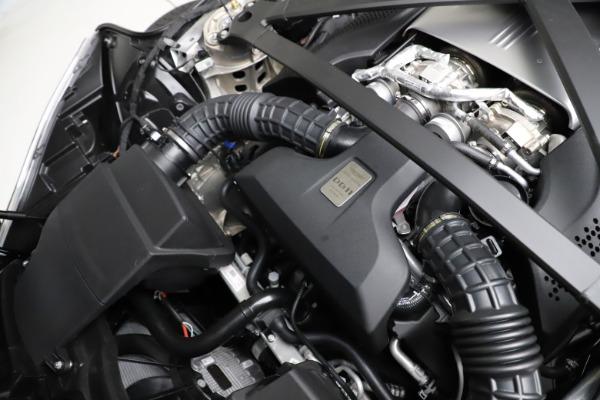 New 2021 Aston Martin DB11 Volante Convertible for sale $254,416 at Maserati of Westport in Westport CT 06880 22