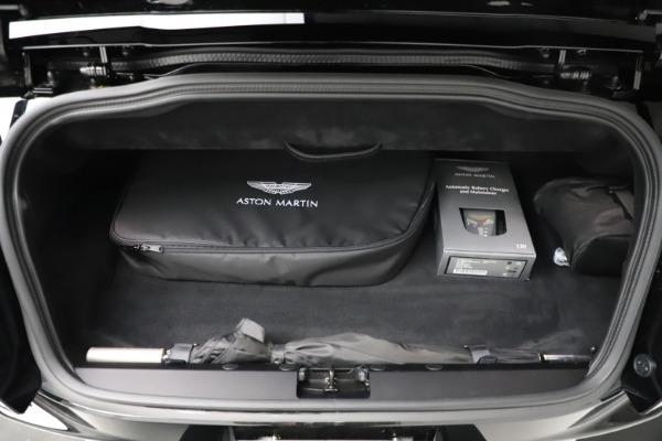 New 2021 Aston Martin DB11 Volante for sale $254,416 at Maserati of Westport in Westport CT 06880 24